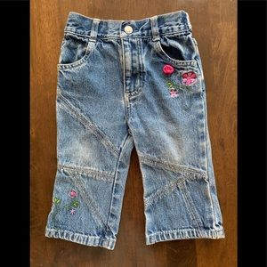 ⭐️5/25$ Faded Glory Baby Girl Jeans
